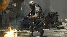 Activision bets on online play for 'Call of Duty' (AP)