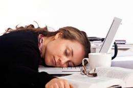 All-nighters can bring on euphoria, risky behavior