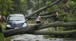 A look at Irene's wake _ and what's ahead (AP)