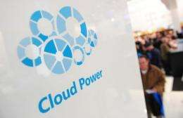 """Amazon may announce a """"cloud"""" storage service as early as Tuesday"""