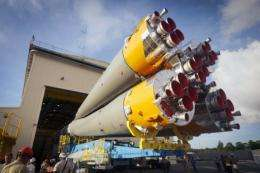 A multi-billion-dollar gamble in satellite navigation will be riding on the rocket when the workhorse launches Thursday