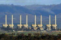 "A new pollution tax will require Australia's coal-fired power stations and other major emitters to ""pay to pollute"""