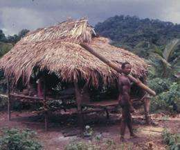 Anthropologists link human uniqueness to hunter-gatherer group structure