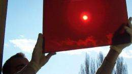 An upside-down cake throws a new light on photovoltaics