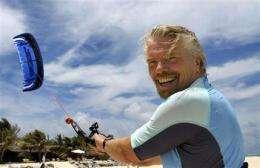 AP Interview: Branson says island may save lemurs (AP)