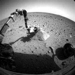 APNewsBreak: Rover Spirit mission all but over (AP)