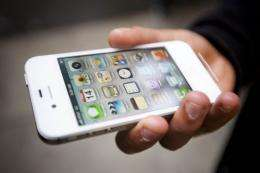 Apple says there are more than 500,000 iPhone apps available from its online store