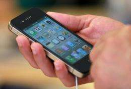 Apple's new iPhone 4S features the Russian navigation system Glonass in addition to GPS