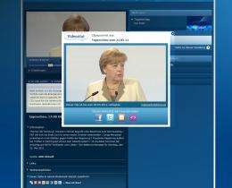 ARD Mediathek enhanced with new search functions