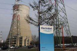 As Belgium agrees to switch off nuclear power, operator Electrabel warned Monday of high costs and environmental fallout