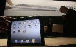 As competitors pop up, iPad keeps price advantage (AP)