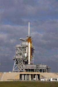 Astronauts back for next-to-last shuttle flight (AP)