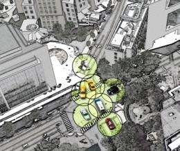 At a crossroads: New research predicts which cars are likeliest to run lights at intersections