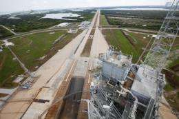 Atlantis's final mission, STS-135, is set to launch on July 8