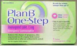 Block of OTC morning-after pill sparks outrage (AP)