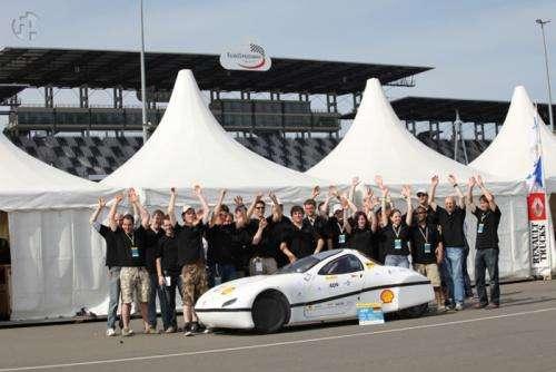 'Boozer' EV sets 1,000 miles-plus record on single charge