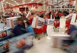 Brain strain: Christmas shopping when money tight (AP)