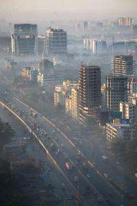 Breathless in the Megacity