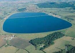 Britain unveils desalination plant for London reservoirs