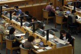 British Library, Google in deal to digitize books (AP)