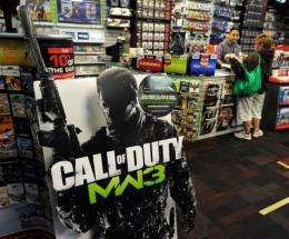"""Call of Duty: Modern Warfare 3"" sales raked in $775 million worldwide in its first five days"
