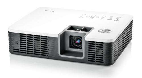 Casio shows off bulbless 3D-capable projectors