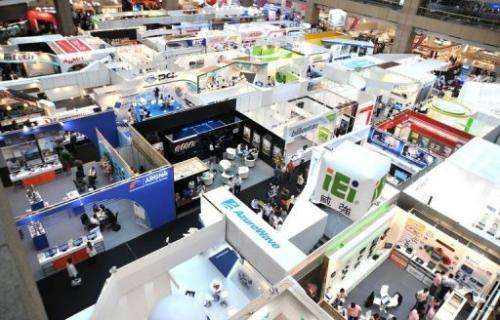 Computex provides a snapshot of a technology sector scrambling to find the right approach to the iPad