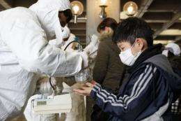Contaminated water has spilled or been released several times into the Pacific Ocean from Fukushima nuclear plant