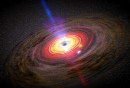 Cosmic research picked in breakthroughs of 2011