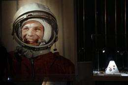 Cosmonaut: Russia needs space innovation now (AP)