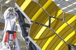 Cryogenic testing completed for NASA's WEBB Telescope mirrors