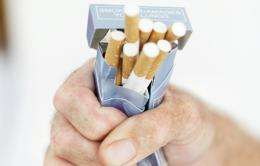 Decrease in smoking reduces death rates within months