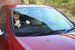 Designer shortlisted for inventive windscreen design