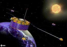 'Dirty hack' restores Cluster mission from near loss