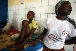 Disease claims young victims in Ivory Coast crisis (AP)