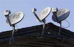 Dish Network 3Q earnings climb 30 percent (AP)