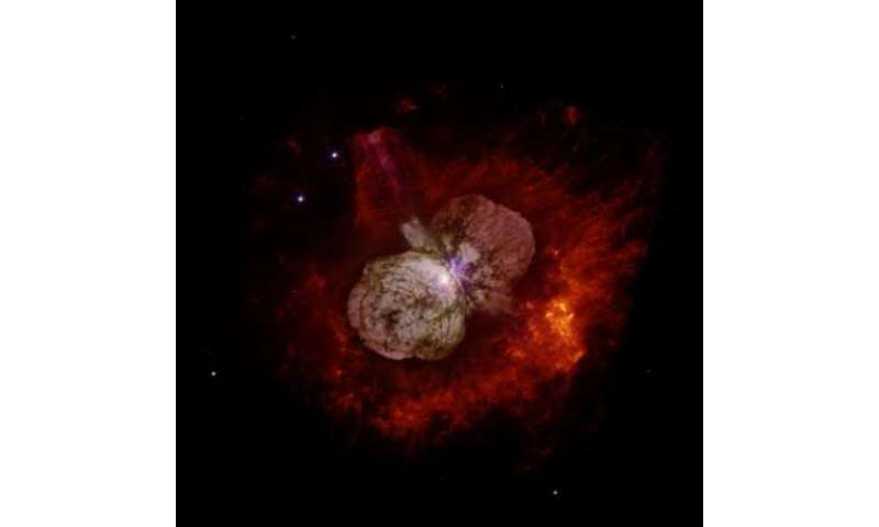Echoes From η Carinae's Great Eruption