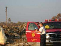 Emergency workers will respond