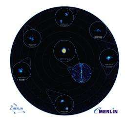 e-MERLIN set to give wizard new view of Hubble Deep Field region