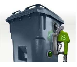 company that transforms garbage into ethanol attracts big investors