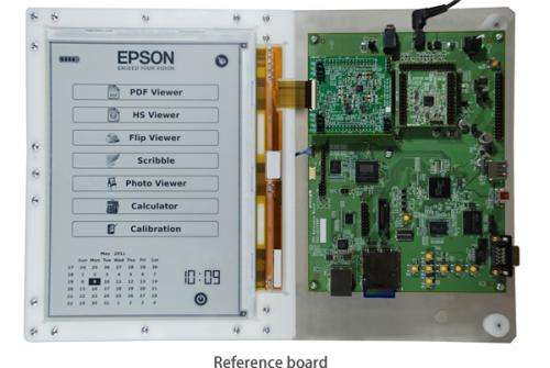 Epson gives E-ink a resolution boost