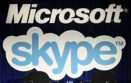 European anti-trust officials approved on Friday US Microsoft's $8.5-billion takeover of Internet videochat leader Skype