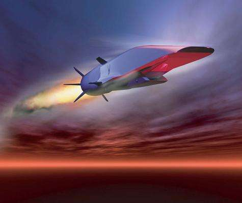 Experimental Scramjet aircraft set for test flight