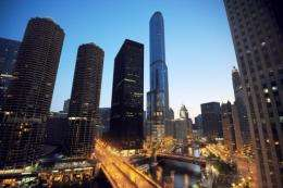 Experts predict that some 70 per cent of the world's population will be urban by 2050