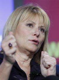 Fired Yahoo CEO backs down, resigns from board (AP)