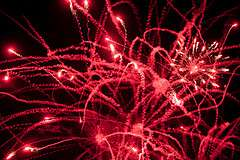 Fireworks -- beautiful but only for professionals