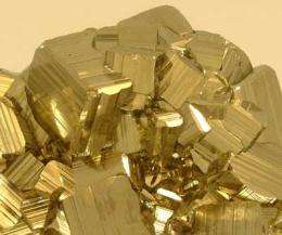 'Fool's gold' aids discovery of new options for cheap, benign solar energy