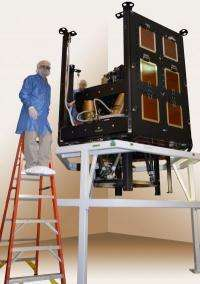 For NASA Webb telescope engineers, COCOA this winter means precision testing