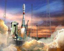 Galileo?s Soyuz launchers arrive at French Guiana