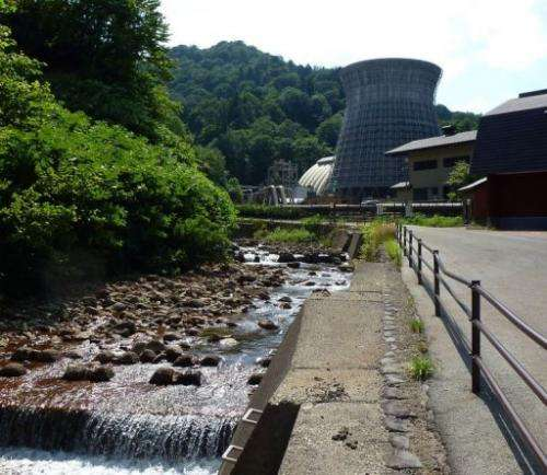 Geothermal energy accounts for only 1 percent of Japan's power supply at present